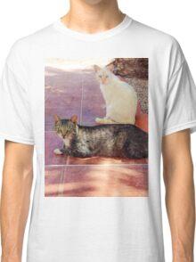 Kitty cat eyes. Classic T-Shirt