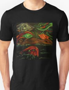 Lachrymology V: Treasures of the Hybrid Community Unisex T-Shirt