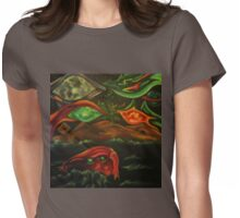 Lachrymology V: Treasures of the Hybrid Community Womens Fitted T-Shirt