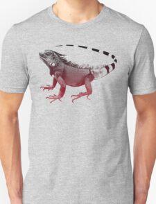 Iguana, red Iguana T-Shirt