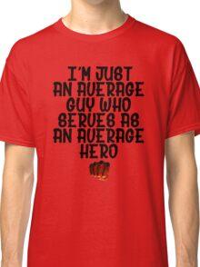 One Punch Man Saitama Quote Classic T-Shirt