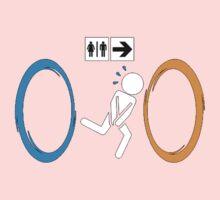 Portal toilet Baby Tee