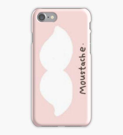 MOUSTACHE. iPhone Case/Skin