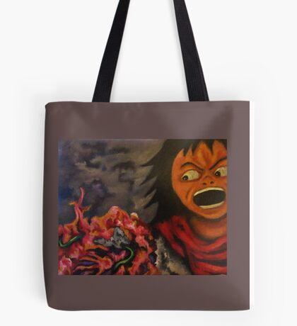 """Tetsuo's Trials"" Tote Bag"