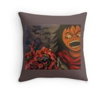 """Tetsuo's Trials"" Throw Pillow"