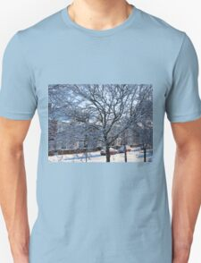A Winter Street Scene T-Shirt