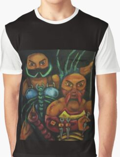 """The Stinging Storm II (Geared for War) Graphic T-Shirt"