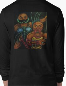 """The Stinging Storm II (Geared for War) Long Sleeve T-Shirt"