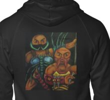 """The Stinging Storm II (Geared for War) Zipped Hoodie"