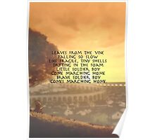 Iroh quote color Poster