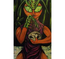 """Miss Morphing Mantis"" Photographic Print"