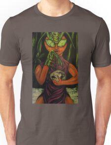 """Miss Morphing Mantis"" Unisex T-Shirt"