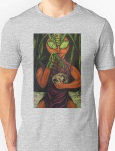 """Miss Morphing Mantis"" T-Shirt"