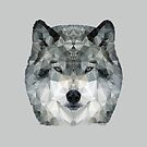 The Wolf by petegrev