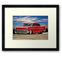 1957 Chevrolet M.Y.O.B. Coupe Framed Print