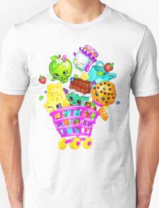 Shopkins basket T-Shirt