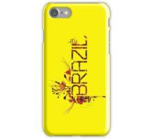 Flowering Brazil iPhone Case/Skin