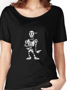 "Undertale: Papyrus ""Cool dude"" Women's Relaxed Fit T-Shirt"