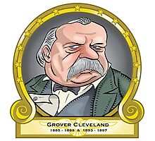 President Grover Cleveland Photographic Print