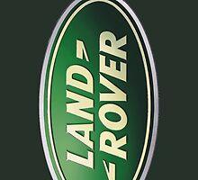 Land Rover by Lisa Schneider
