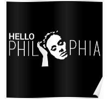 Hello Phil - Adele - Phia Poster