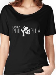 Hello Phil - Adele - Phia Women's Relaxed Fit T-Shirt