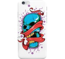 Skull #5 iPhone Case/Skin