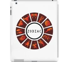 Zodiac iPad Case/Skin