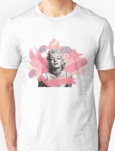 Marilyn Monroe- Celebrity watercolour  Unisex T-Shirt