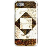 Old world maps iPhone Case/Skin