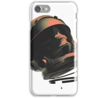 SPACE SKULL NOIR iPhone Case/Skin
