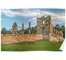 Port Arthur Historic Hospital Building Poster