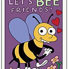 Let's BEE Friends by catladymeow