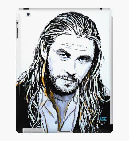 Chris Hemsworth iPad Case/Skin