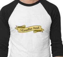 Hamilton Trash Men's Baseball ¾ T-Shirt