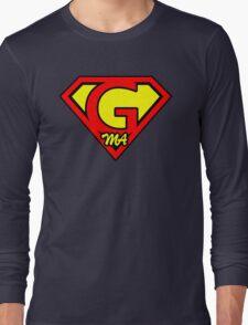 Super G Ma Long Sleeve T-Shirt
