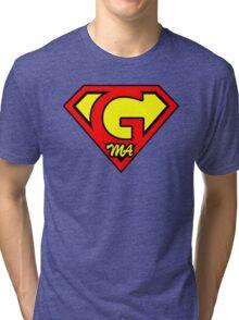 Super G Ma Tri-blend T-Shirt