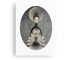 Divinity is Within Us  Metal Print