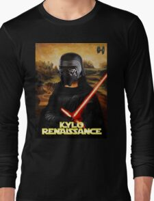 Kylo Renaissance Long Sleeve T-Shirt