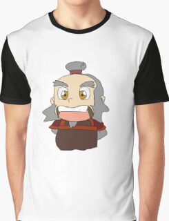 iroh chibi 3 Graphic T-Shirt