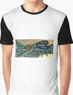 The art of parking.... Graphic T-Shirt