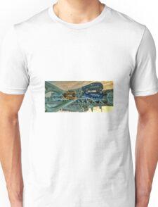 The art of parking.... Unisex T-Shirt