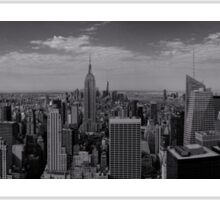 NYC Panorama Sticker