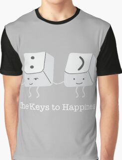 The keys to happiness Graphic T-Shirt