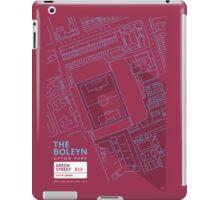 The Boleyn Ground - West Ham Utd iPad Case/Skin