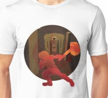 Fire Temple Unisex T-Shirt