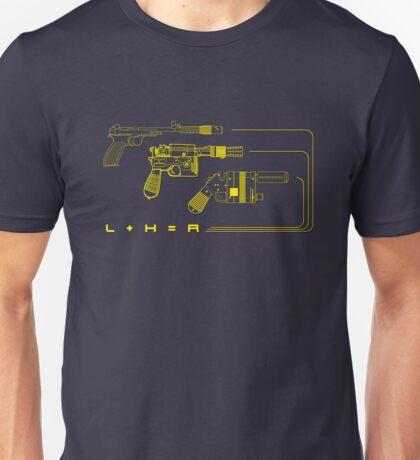 Blaster Math Unisex T-Shirt