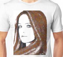 Woman Sublime Female Portrait Unisex T-Shirt