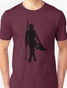 Rey Silhoutte (Black) T-Shirt