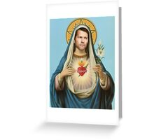 Mother Misha Greeting Card